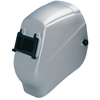 Fibre-Metal Tigerhood&Reg; Futura&Reg; Welding Helmets, #10, Silver, 2 In X 4 1/4 In FBM 280-2006-SR