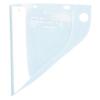 Fibre-Metal Faceshield Windows For Dual Crown Series, FM400/FM500, 16.5 X 8, Ir/Uv 5.0 FBM 280-6750IRUV5