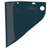 Fibre-Metal High Performance Faceshield Windows, Shade 3, Extended, 19 X 9 3/4 FBM 280-4199IRUV3BP