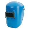 Fibre-Metal Tigerhood Classic 906 Helmet W/4001 Mount Cups, #10, Lift Front, Blue, 2 X 4 1/4 FBM 280-4906BE