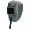 Fibre-Metal Tigerhood Classic Welding Helmets, Passive, Gray, 5 In X 4 In FBM 280-998