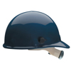 Ring Panel Link Filters Economy: Fibre-Metal - E2 Hard Hats With Model 4000 Quick-Lok Mounting System, Supereight, Dark Blue