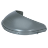 Fibre-Metal High Performance Replacement Chin Guards, Dual-Crown Faceshields, Clear FBM 280-F3400CGCL