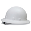 Fibre-Metal P1A Hard Hats, Supereight, 8-Point Ratchet, Full Brim, White FBM 280-P1ARW01A000