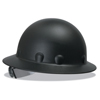 Fibre-Metal P1A Hard Hats, Supereight, 8-Point Ratchet, Full Brim, Black FBM 280-P1ARW11A000
