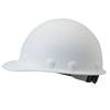 Fibre-Metal Roughneck P2 Protective Caps, Supereight Ratchet W/Quick-Lok, White FBM 280-P2AQRW01A000