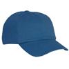 Ring Panel Link Filters Economy: Fibre-Metal - Homerun Baseball Style Bump Caps, Back Strap, Blue