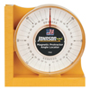 Johnson Level & Tool Magnetic Protractor Angle Locator, 0 - 90 Degrees, Inch, Metric And Graduations ORS 282-700