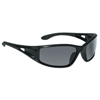 Ring Panel Link Filters Economy: Bolle - Lowrider Series Safety Glasses, Smoke Polycarbonate Anti-Scratch Anti-Fog Lenses