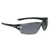 Ring Panel Link Filters Economy: Bolle - Prism Series Safety Glasses, Anti-Scratch Anti-Fog Smoke Lenses, Black/Gray