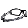 Ring Panel Link Filters Economy: Bolle - Tracker Series Safety Glasses, Rx Insert, Silver Frame
