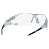 Ring Panel Link Filters Economy: Bolle - Rush Series Safety Glasses, Polycarbonate Anti-Scratch Hydrophobic Lenses, Clear