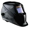 Ring Panel Link Filters Economy: Bolle - Fusion+ Electro-Optical Welding Helmets, Variable Shades 5-8/9-13, Black, 4 X 2