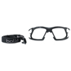 Bolle Foam And Strap Kits, For Bolle Rush+ Safety Glasses, Black ORS 286-40293