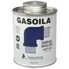 Gasoila Chemicals Soft-Set Thread Sealants, 1 Pt Brush Top Can, Blue/Green ORS 296-SS16