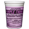 cleaning chemicals, brushes, hand wipers, sponges, squeegees: Champion Chemical - PURPLE-THUNDER® All-Purpose Cleaner, Degreaser & Deodorizer