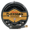 Gilmour Flexogen Garden Hose, 5/8 In X 50 Ft, Gray GLM 305-874501-1001