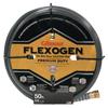 Hand Tools: Gilmour - Flexogen Garden Hose, 5/8 In X 50 Ft, Gray