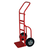 Milwaukee Hand Trucks Heavy Duty Hand Trucks With Flow Back Handle, 800 Lbs Cap., Solid Rubber Wheels ORS310-33007