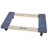 "Safco-dollies: Milwaukee Hand Trucks - 18""X30"" Furniture Dolly 800Lb. Cap."