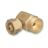 Gas Cutting and Welding: Western Enterprises - Brass Cylinder Adaptors