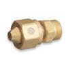 Western Enterprises Brass Cylinder Adaptors WSE 312-316