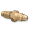 Western Enterprises Brass Cylinder Adaptors WSE 312-320