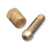 Welding Supplies: Western Enterprises - Regulator Inlet Nuts