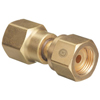 welding: Western Enterprises - Brass Cylinder Adaptors
