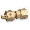Western Enterprises Brass Cylinder Adaptors WSE 312-808