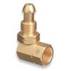 Western Enterprises Brass Cylinder Adaptors WSE 312-820