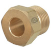 Gas Cutting and Welding: Western Enterprises - Regulator Inlet Nuts