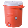 Rubbermaid Water Coolers, 5 Gal, Orange RUB 325-1841106