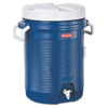 water dispensers: Rubbermaid - Water Coolers, 5 Gal, Modern Blue