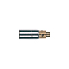"Welding Supplies: Goss - Replacement Tip Ends For Brass Extensions, 1 1/8"" Flame Diam, Air; Propane; Mapp"