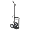 Goss Acetylene Cylinder Carts, Holds 1 Cylinder, Size B Dia. GSS 328-C-850CW