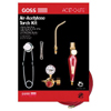 Goss Feather Flame® Air-Acetylene Torch Outfits GSS 328-KA-31