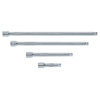 GearWrench 5 Piece Wobble Extension Sets, Full Polish Chrome, 3/8 In GWR 329-81201