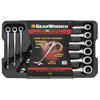 GearWrench 9 Pc. XL X-Beam™ Combination Ratcheting Wrench Sets GWR 329-85898