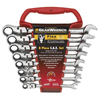 GearWrench 8 Piece Flexible Combination Ratcheting Wrench Sets GWR 329-9701