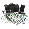 Multi Purpose Hand Tool Sets Multi Purpose Tool Sets: Greenlee - 28 Piece Master Electrician's Tool Kits