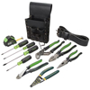 Multi Purpose Hand Tool Sets Multi Purpose Tool Sets: Greenlee - Electrician's Tool Kits