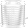 Greenlee Polypro General Purpose Ropes GRL 332-413