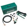 Greenlee Ram & Foot Pump Hydraulic Driver Kits GRL 332-7610SB