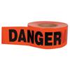 C.H. HANSON Barricade Tape, 3 In X 1,000 Ft, Red, Danger CHH 337-16003