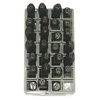 C.H. Hanson Low Stress Full Character Steel Hand Stamp Sets CHH 337-25900
