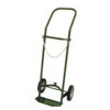 Saf-T-Cart Medical Series Carts, Holds 9.5 Cylinder, 8 In Semi-Pneumatic Wheels STC 339-250-0