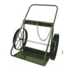 Saf-T-Cart 400 Series Carts, Holds 9.5-12.5 Dia. Cylinders, 20 In Steel Wheels, 33 W STC 339-403-20