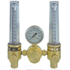 Victor DFM Dual Flowmeter Regulators VCT 341-0781-1153