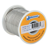 J.W. Harris Wire Solders, Spool, Solid Core, 1/8 In, 50% Tin, 50% Lead JWH 348-505061